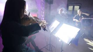 PMCF Club   4Tune Quartet: Fun.: We Are Young ft. Janelle Monáe (violin cover)