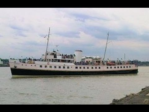 Balmoral Pleasure Steamer, River Cruise