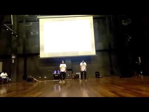 SMK Lake performance at UNIMAS   Faizal colab with Elaiza