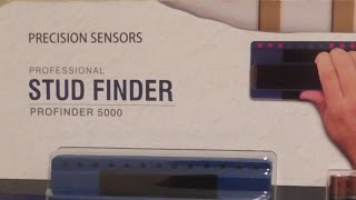 Precision Stud Sensors Profinder 5000 Franklin 710 Review DOES IT WORK(Precision Sensors Profinder 5000 Franklin 710 Stud Finder Review DOES IT WORK Zircon Stud finder and Magnet., 2015-01-11T08:48:20.000Z)