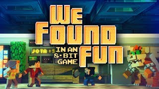 """We Found Fun"" - A Minecraft Parody of Rihanna"