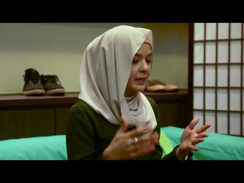 An interview with Rosita Hussin.