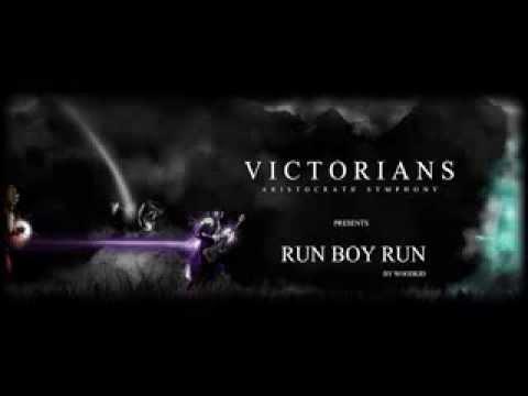 VICTORIANS - Aristocrats' Symphony - Run Boy Run