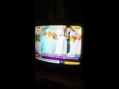 Kanthapuram usthadine saudi vilakk tv news