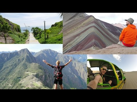 why travel to Peru