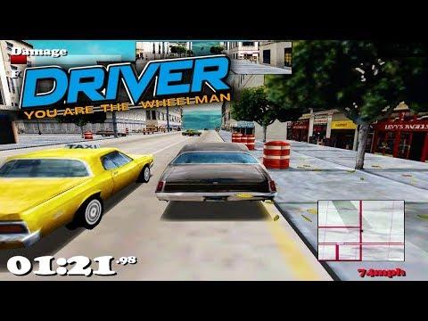Driver: You Are the Wheelman - Mission #13 - The Casino Job