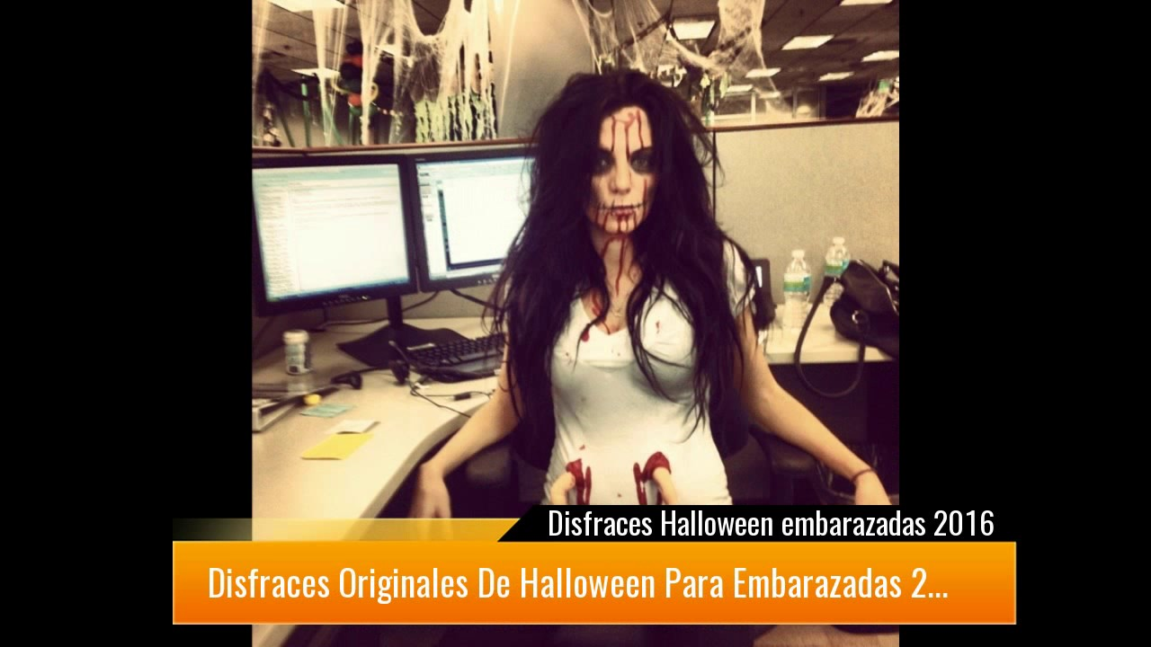 Disfraces Halloween Embarazadas 2017 Youtube - Disfraces-de-halloween-para-embarazadas