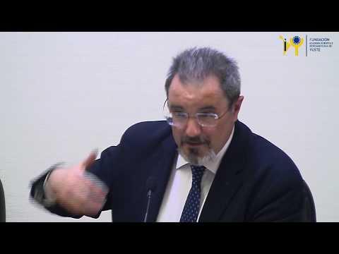 Conferencia de Carlos Flores Juberías
