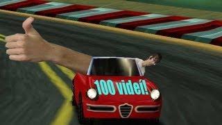 100. video! - Roadsters Trophy for Nintendo 64 - Český GamePlay by JFK