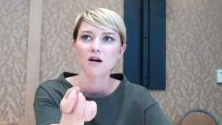 The Following - Valorie Curry Interview