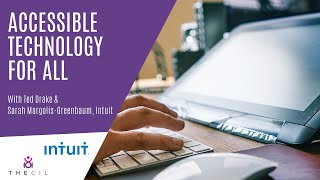 Accessible Technology for All - Webinar Recording