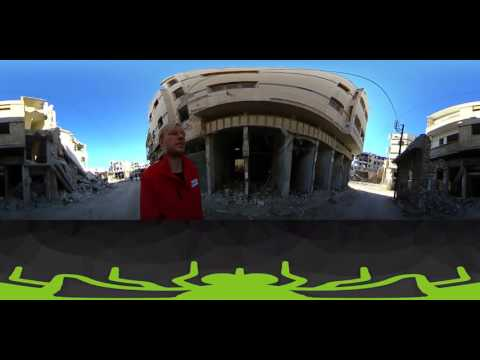 Visit Syria in 360˚ - The Old City of Homs