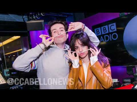 Camila Cabello Singing New Rules and Talking about Dua Lipa at BBC RADIO 1