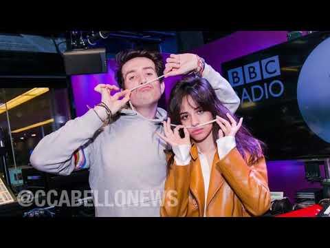 Camila Cabello Singing New Rules and Talking about Dua Lipa at BBC RADIO 1