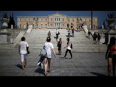 euronews (in Italiano): Grecia di nuovo sul mercato con il primo titolo di Stato dal 2014 - economy