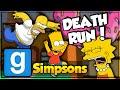 Simpsonovi! (GMod Death Run) #2