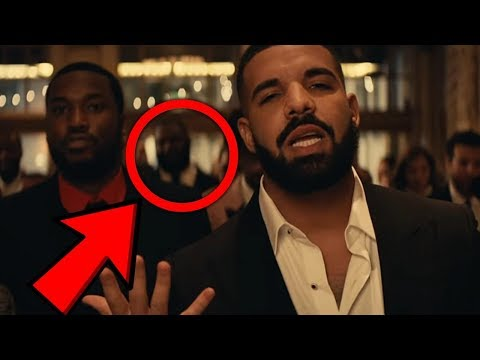7 Secrets You Missed In Meek Mill - Going Bad feat. Drake (Official Video)