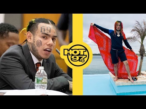 Ebro Breaks Down The Tekashi 6ix9ine Conspiracy: '[He] Was A Fed All Along'