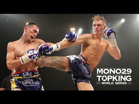 TK4 Finals : Reece Mcallister VS Dmytro Konstantynov (Full Fight HD)