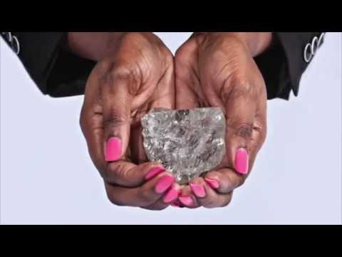 1,111 carat 'high quality diamond' found at Botswana mine