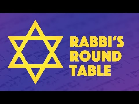 Rabbi's Roundtable S10E2  Ron Liebman