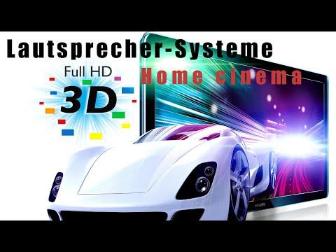 ☕✿✄☕Lautsprecher Systeme home cinema Überprüfung