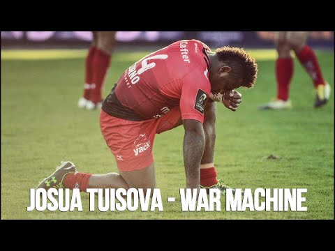 Josua Tuisova - War Machine