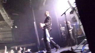 Camouflage En Buenos Aires Argentina - Shine & The Great Commandment - Niceto Club 16/09/2015