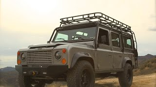 ICON Reformer Custom Land Rover NAS110 Defender