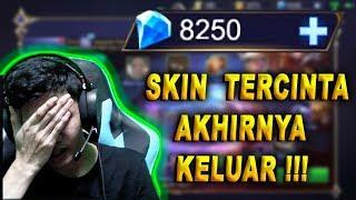 SKIN TERCINTA AKHIRNYA KELUAR!! - MOBILE LEGENDS INDONESIA thumbnail