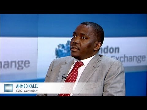 Ahmed Kalej on mining in DRC | Gecamines | World Finance Videos