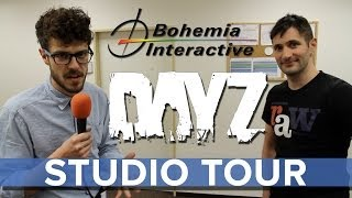 DayZ Studio Tour - Eurogamer