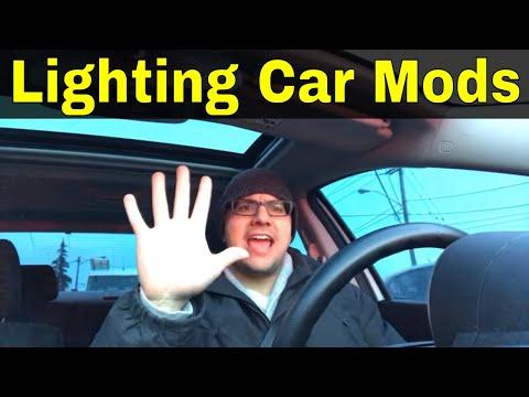 Top 5 Lighting DIY Car Mods