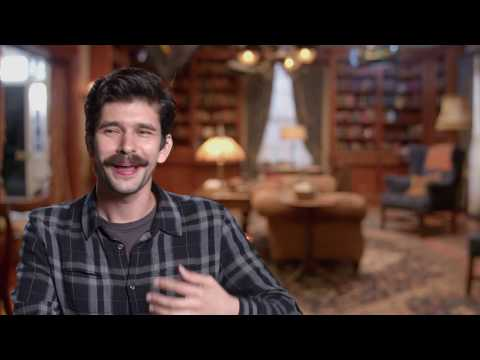"Mary Poppins Returns Interview with Ben Whishaw - ""Michael Banks"""