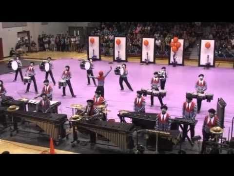 Cesar E. Chavez High School Drumline 04-23-16