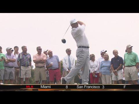 Ernie Els hosts charity tournament in Virginia Beach