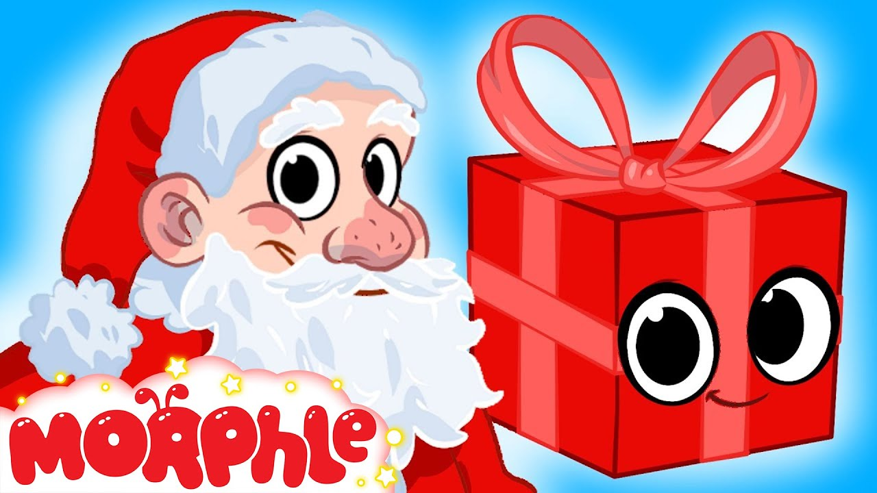 My Magic Christmas Present - Christmas video for kids - My Magic Pet Morphle