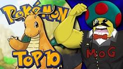 Top 10 - Stärkste Pokémon | MythosOfGaming