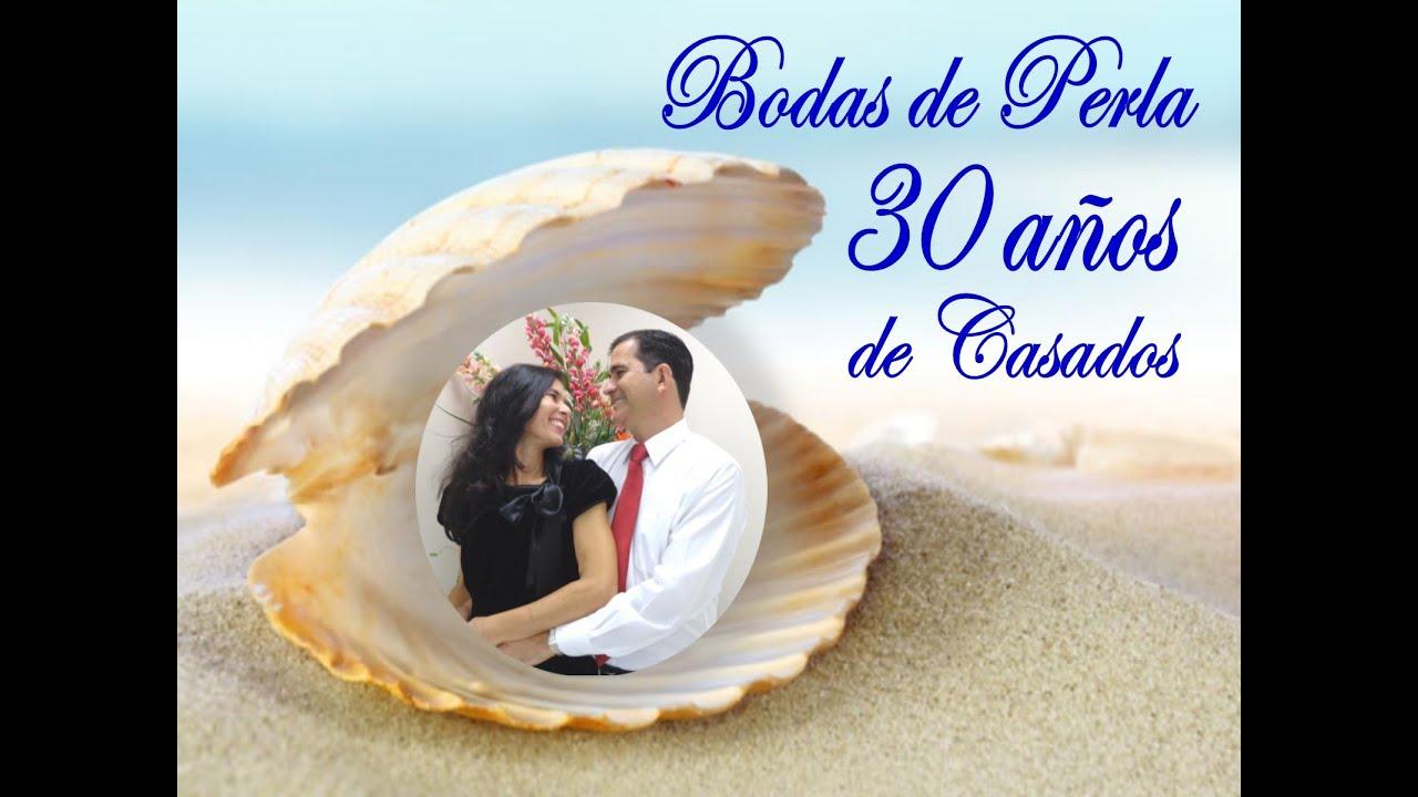 Frases Para Aniversario De Bodas: 30 Años De Casados