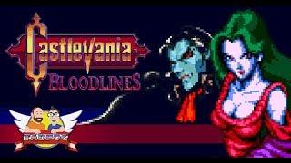 Castlevania Bloodlines ✬ ОБЗОР ✬ [ТОП Лучших игр на SEGA] ✬ Ретро игры