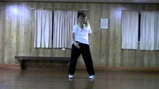 Hip Hop Dancing- Loslappie (Ek wil huis toe gaan) [Kurt Darren]