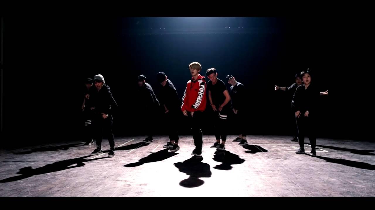 Luhan鹿晗adventure Time冒险时间dance Practice Version Video练习室