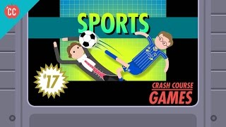 The Olympics, FIFA, and why we love sports: Crash Course Games #17