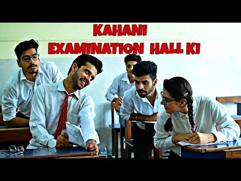 Kahani School Examination Hall ki |School Life || GAURAV ARORA  feat. Raahii Films