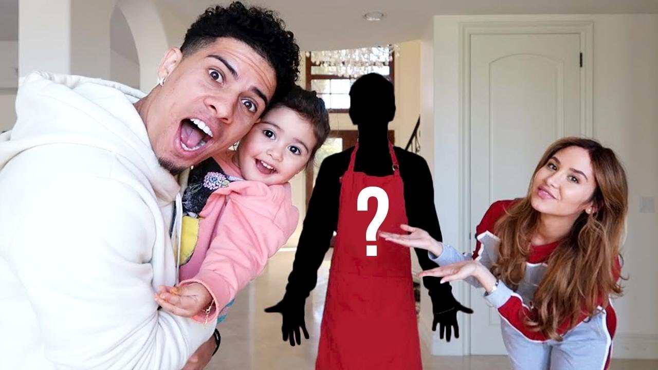 MEET THE ACE FAMILY'S NEW CHEF!!! - YouTube