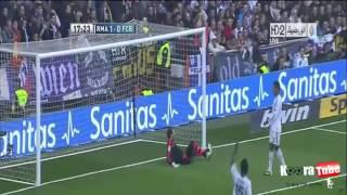 اهداف مباراة الكلاسيكو ريال مدريد 2-1 برشلونة |2-3-2013|