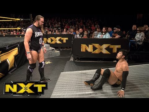 Kassius Ohno vs. Hideo Itami - No Disqualification Match: WWE NXT, Sept. 6, 2017