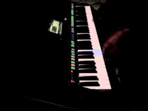 Cinta Hitam Karaoke Yamaha PSR