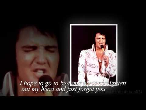 Elvis Presley - It's Midnight ( remixed. Pure Elvis Sound ) with lyrics