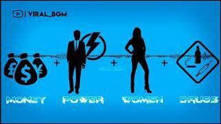Money Power Women Drugs Ringtone |Wolf of Wall Street Status Ringtones|Shadow Drama Edit|Viral_bgm